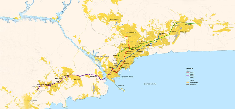 Eldon Spears Metro System Of Panama City